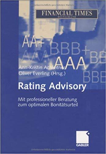 Rating Advisory